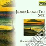 Jacques Loussier - Gymnopedies, Gnossiennes cd musicale di Jacques Loussier