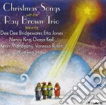 Christmas songs with r.b. trio cd musicale di Ray Brown