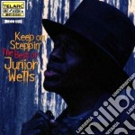 KEEP ON STEPPIN' THE BEST OF cd musicale di Junior Wells