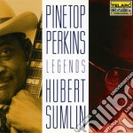 Legends cd musicale di PERKINS-HUBERT