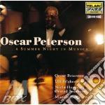 A SUMMER NIGHT IN MUNICH cd musicale di Oscar Peterson