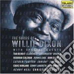 Songs of willie dixon cd musicale di Willie Dixon