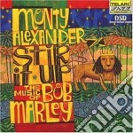 STIRT IT UP(MUSIC OF BOB MARLEY) cd musicale di Monty Alexander