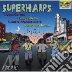 SUPERHARPS cd musicale di ARTISTI VARI