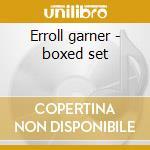 Erroll garner - boxed set cd musicale di Erroll Garner