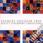 BACH'S GOLDBERG VARIATIONS cd musicale di Jacques Loussier