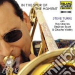 IN THE SPUR OF THE MOMENT cd musicale di Steve Turre