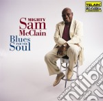 BLUES FOR THE SOUL cd musicale di McCLAIN MIGHTY SAM