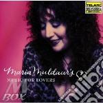 MUSIC FOR LOVERS cd musicale di Maria Muldaur
