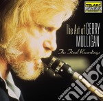 THE ART OF cd musicale di Gerry Mulligan