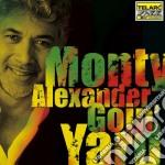 GOIN'YARD cd musicale di Monty Alexander