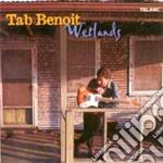 Wetlands cd musicale di Tab Benoit