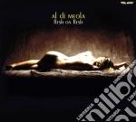 FLESH ON FLESH cd musicale di Al di meola