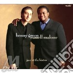 JAZZ AT THE BISTRO cd musicale di Green benny & malone