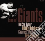 LAND OF GIANTS cd musicale di Tyner Mccoy