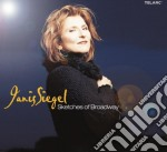 SKETCHES OF BROADWAY cd musicale di SIEGEL JANIS