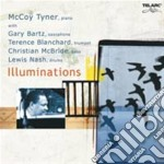 ILLUMINATIONS cd musicale di Tyner Mccoy