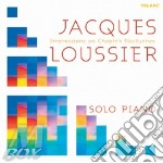 Impressions on chopin's nocturnes cd musicale di Jacques Loussier
