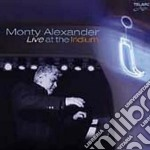 Live at the iridium cd musicale di Monty Alexander