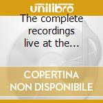 The complete recordings live at the blue cd musicale di Oscar Peterson