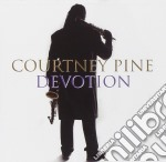 DEVOTION cd musicale di PINE COURTNEY
