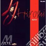Hiromi - Spiral cd musicale di HIROMI