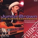 Live at continental club - the austin ex cd musicale di Junior Brown