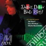 BLUES BLAST cd musicale di DEBBIE DAVIES