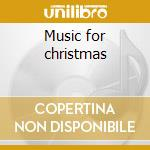 Music for christmas cd musicale di Keith Foley