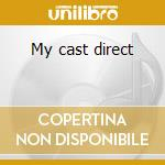 My cast direct cd musicale di Jonn Tropea