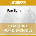 Family album cd musicale di Warren Bernhardt