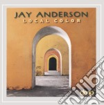 Local colo cd musicale di Jay Anderson