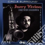 Something burroneo/blue cd musicale di Jerry Vivino