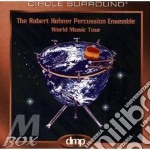 World music tour cd musicale di Rober Hohner