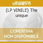 (LP VINILE) The unique lp vinile