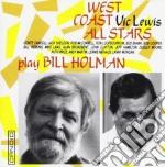 Play bill holman cd musicale di Vic Lewis