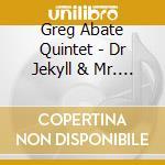 Dr jekyll & mr. hyde cd musicale
