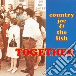 TOGETHER cd musicale di Joe Country