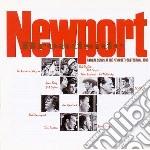 Newport Broadside cd musicale di Bob dylan/pete seeger & o.