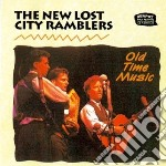 New Lost City Ramblers - Old Time Music cd musicale di New lost city ramblers
