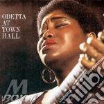 At town hall - odetta cd musicale di Odetta