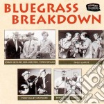 Bluegrass breakdown:newport folk festiva cd musicale di Artisti Vari