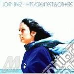Hits/greatest & others - baez joan cd musicale di Joan Baez