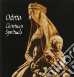 Odetta - Christmas Spirituals cd musicale di Odetta