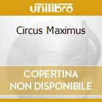 CIRCUS MAXIMUS cd musicale di JERRY JEFF WALKER