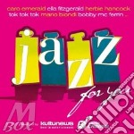 Jazz for you 2cd cd musicale di Artisti Vari