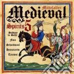 Medieval spirits vol.5 cd musicale di Artisti Vari