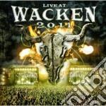 Live at wacken 2011 cd musicale di Artisti Vari
