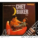 IT COULD HAPPEN TO YOU cd musicale di CHET BAKER