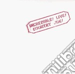 Incredible! live - mcdonald country joe cd musicale di Country joe mcdonald